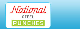 National Steel Punches - Logo